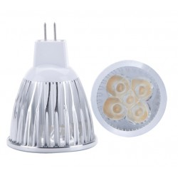 Bombilla led dicroica 12v de 5.5w mr16