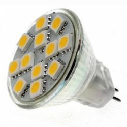 BOMBILLAS LED DICROICA 220V de 2W MR11
