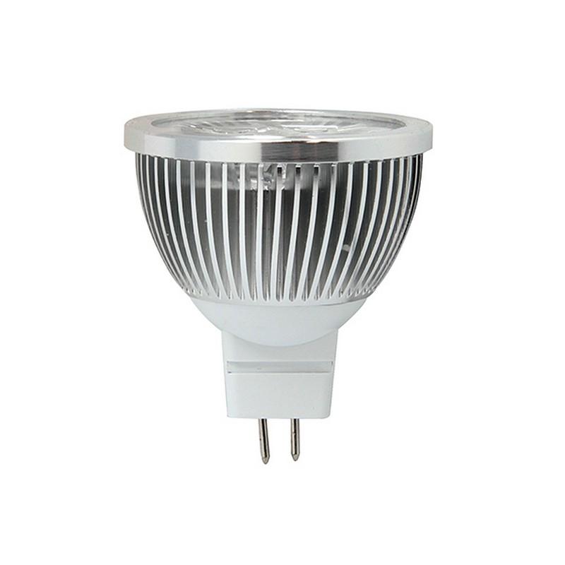 Bombillas led iluminaci n dicroica regulables mr16 - Luces dicroicas led ...