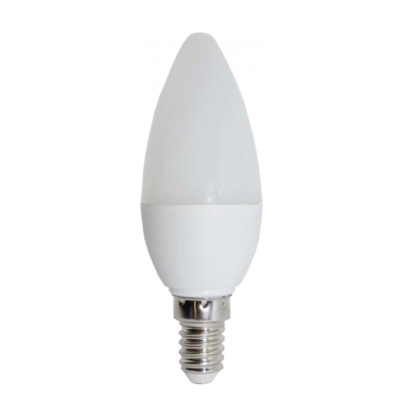 Bombilla led vela 3w al mejor precio baratas calidad pera for Bombillas led de vela