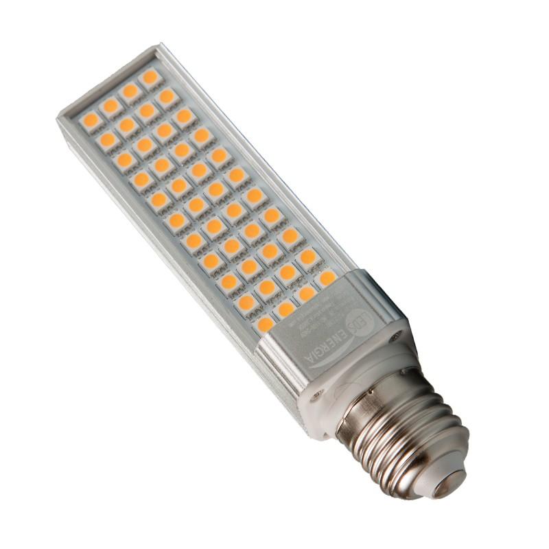 Led bombilla iluminacion luminaria luces pl e27 - Bombillas e27 led ...