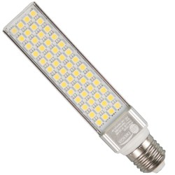 Bombillas led pl e27 de 12w