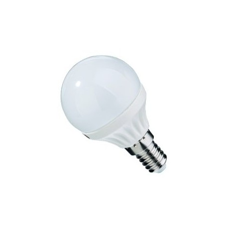 Bombillas led esferica e14 de 3.5w