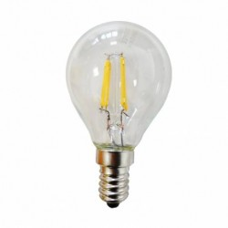 BOMBILLAS LED ESFERICA VINTAGE 4W