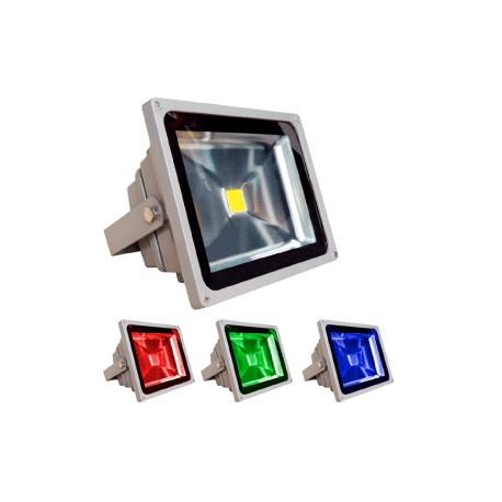 Proyectores led rojo - azul - verde de 10w