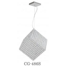 Cubo de Cristal Plata