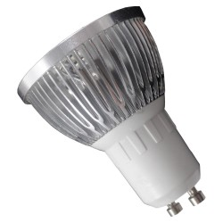 BOMBILLAS LED DICROICAS REGULABLES 220V de 5W GU10