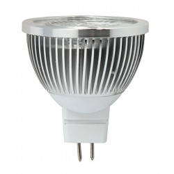 BOMBILLAS LED DICROICAS REGULABLES 12V de 4.8W MR16