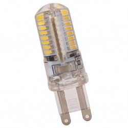 BOMBILLAS LED SMD silicona G9 de 3W REGULABLE