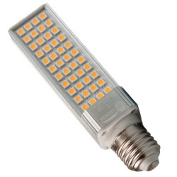 Bombillas led pl e27 de 7w