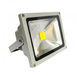 Proyectores led blancos de 50w