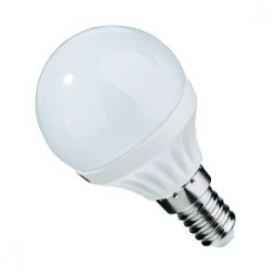 BOMBILLAS LED ESFERICA E14 de 3W