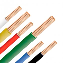CABLE FLEXIBLE 1x1.5 mm