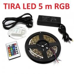 TIRA LED 5 m RGB