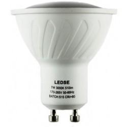 BOMBILLAS LED DICROICA 220V de 7W GU10